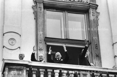 The Austrian State Treaty,ending Allied Occupation,    