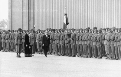 Summit Conference Geneva,1955:Participants:USA:Dwight  