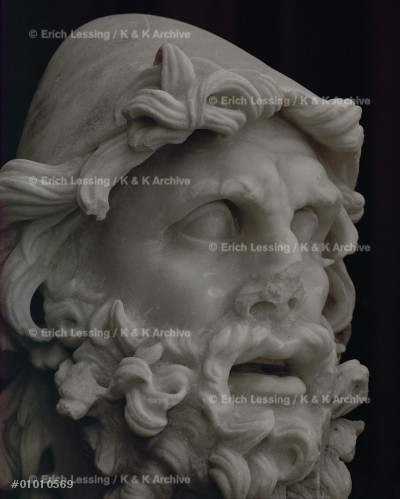 Head of Ulysses.                                       