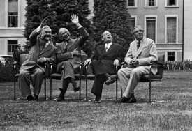 Geneva Summit Conference 1955