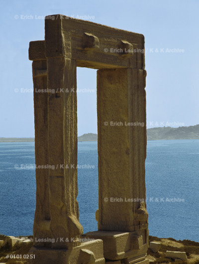 Temple of Apollo where Theseus                         