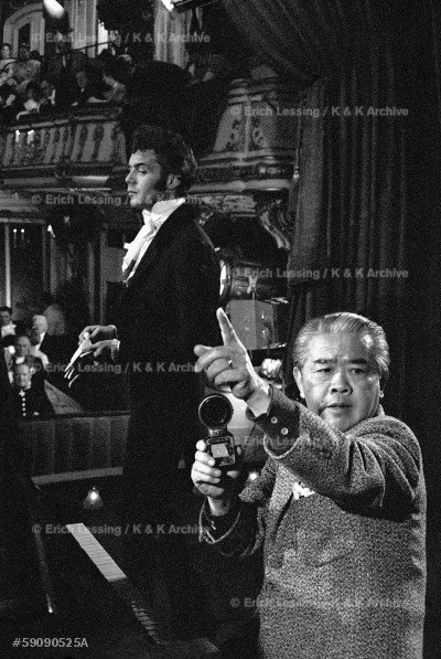 The movie about the life and loves of composer Franz   