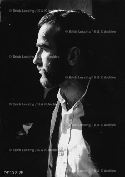 "Director John Huston's film ""Freud"" stars Montgomery Clift as psychoanalyst Sigmund Freud."