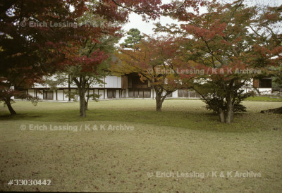 """Kobori Enshu designed and built Villa Katsura and its gardens for prince Toshito in 1590. The villa is a triumph of simplicity and precision, a """"mirror image of the esoteric Japanese mind""""."""