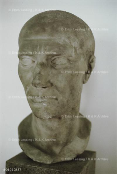 Portrait bust of Julius Caesar.                        N.I.1524